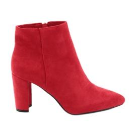 Støvler på stolpen Sergio Leone 548 rød