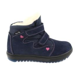 Ren But Støvler med velcro-membran 4411