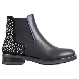 Filippo Sorte Kvinder Støvler