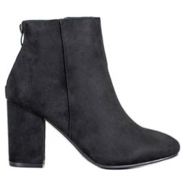 VINCEZA Sexede støvler sort