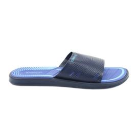 Mænds tøfler til Atletico mørkeblå pool