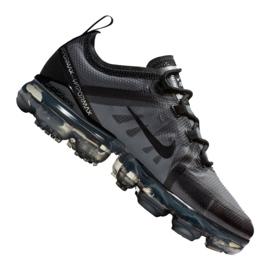 Grå Nike Air VaporMax 2019 Gs Jr AJ2616-001 sko