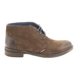 Støvler fra Badura 4753 brun