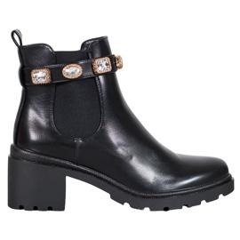 Seastar Støvler med krystaller