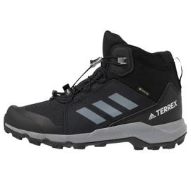 Adidas Terrex Mid Gtx K Jr EF0225 sko sort
