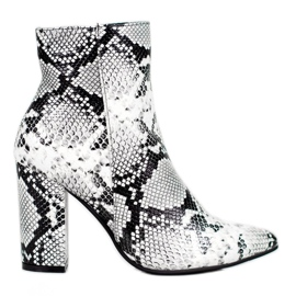 Seastar Snake Print-støvler