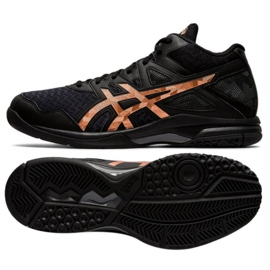 Asics Gel Task Mt 2 M 1071A036-002 sko sort sort