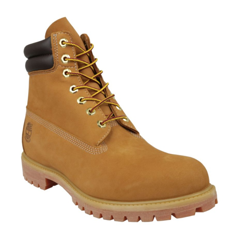 Timberland 6 tommer Boot M 73540 vintersko gul