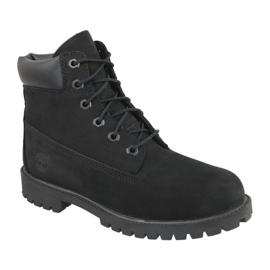 Timberland 6 i Premium Boot W 12907 vinterstøvler sort