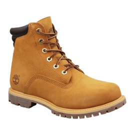 Timberland Waterville 6 i Basic W 8168R vinterstøvler brun