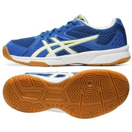 Asics Upcourt 3 W 1072A012-405 sko blå blå