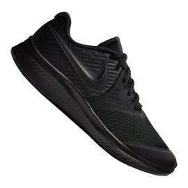 Nike Star Runner 2 Gs Jr AQ3542-003 sko sort