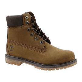 Timberland 6 Premium Boot Jr A19RI sko brun