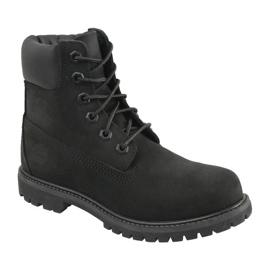 Timberland 6 Premium i Boot Jr 8658A sko sort