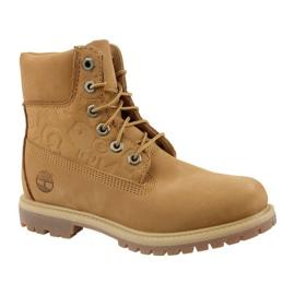 Timberland 6 i Premium Boot W A1K3N sko brun