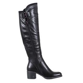 Sorte støvler fra VINCEZA