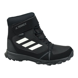 Adidas Terrex Snow Cf Cp Cw Jr S80885 sko sort