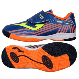 Indendørs sko Joma Tactil 904 I Jr TACW.904.IN blå blå