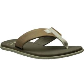 Helly Hansen Seasand Leather Sandal M 11495-723 hjemmesko brun