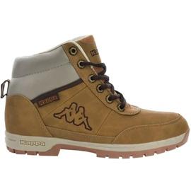 Kappa Bright Mid Jr 260239T 4141 sko brun