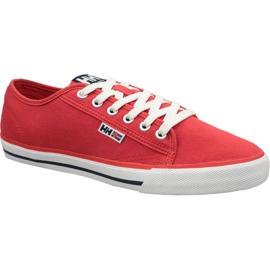 Helly Hansen Fjord lærredsko V2 M 11465-216 sko rød