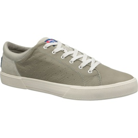 Helly Hansen Copenhagen Leather Shoe M 11502-718 sko grå