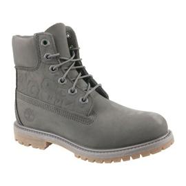 Timberland 6 i Premium Boot W A1K3P sko grå