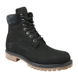 Timberland 6 i Premium Boot M A1UEJ sko sort