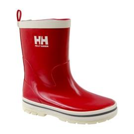 Helly Hansen Midsund Jr 10862-162 sko rød