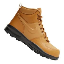 Nike Manoa Ltr Jr BQ5372-700 sko brun