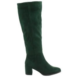 Grønne Sergio leone støvler