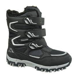 Kappa Great Tex Boot Jr 260558T-1115 sko sort
