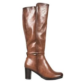 Filippo Varme brune støvler