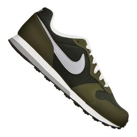 Nike Jr Md Runner 2 Gs Jr BA5559 sko grøn