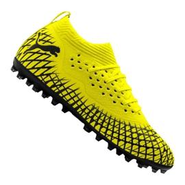 Puma Future 4.2 Netfit Mg M 105681-02 fodboldstøvler gul