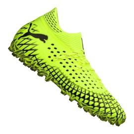 Puma Future 4.1 Netfit Mg M 105678-03 fodboldstøvler gul gul