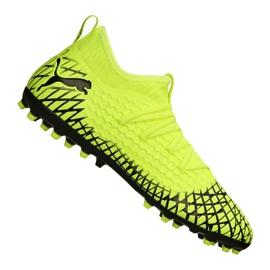 Puma Future 4.3 Netfit Mg M 105684-03 fodboldstøvler gul gul