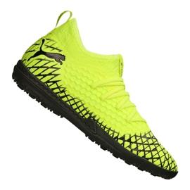 Puma Future 4.3 Netfit Tt M 105685-03 fodboldstøvler gul gul