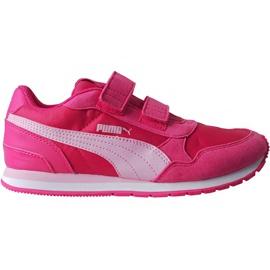 Puma St Runner v2 Nl V Ps Jr 365294 12 sko pink