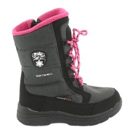American Club Sne støvler med amerikansk klub SN13 membrangrå