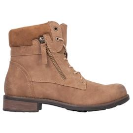 Goodin Brune støvler