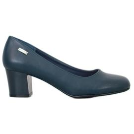 Sergio Leone Komfortable pumper blå