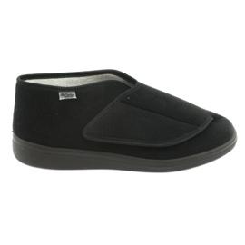 Befado kvinders sko 071D001 sort