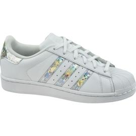 Adidas Originals Superstar Jr F33889 sko hvid