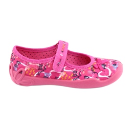 Befado børnesko 114X358 pink