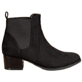 Kylie Klassiske Jodhpur støvler sort