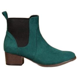 Kylie Klassiske Jodhpur støvler grøn