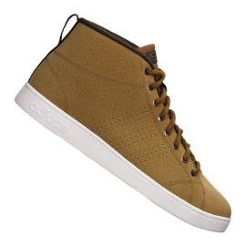 Adidas Advantage Cl Mid Winter M BB9898 sko brun