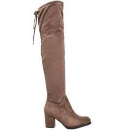 J. Star Slip-on høje støvler