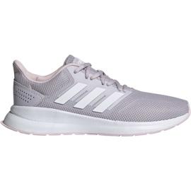 Adidas W Runfalcon EE8166 sko lilla